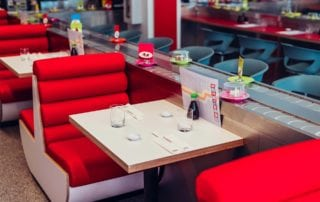 New Sushi-Rama Opens At Belleview Station, Two More To Follow