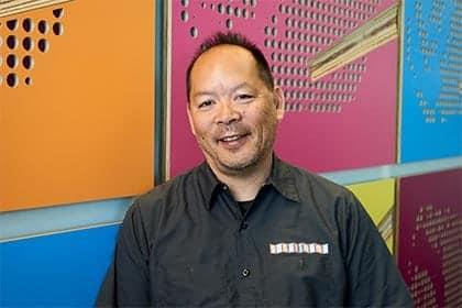 Jeff Osaka