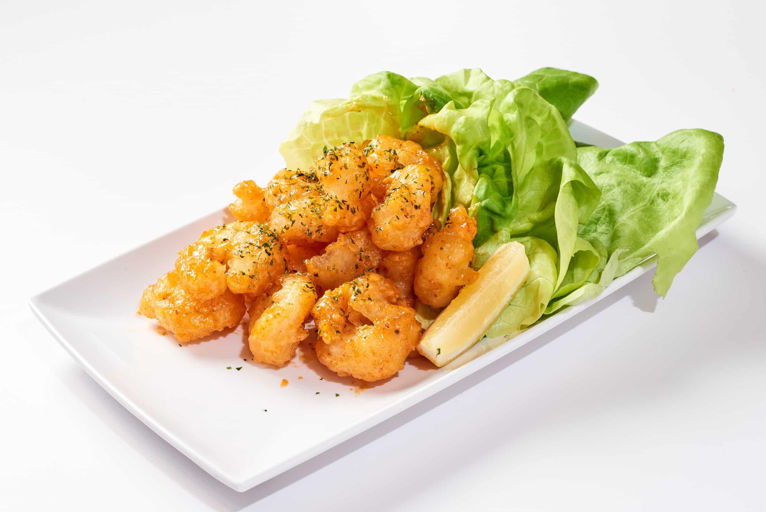 Spicy Rock Shrimp