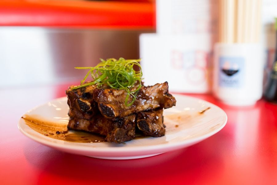 The House Smoked Ribs at Sushi-Rama are Worth the Wait